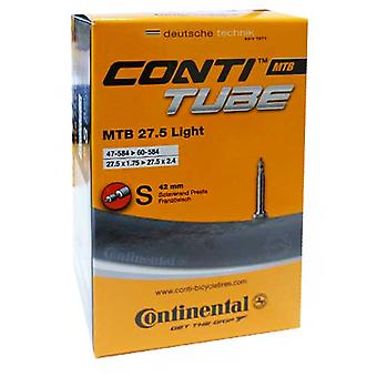 Continental bicycle tube Conti TUBE light MTB 27.5