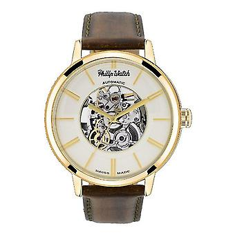 Philip watch mens watch Grand Archives 1940 automatic R8221598001