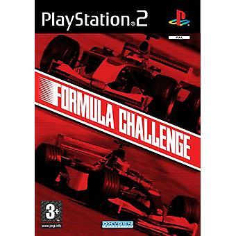 Formel udfordring (PS2)