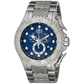 Invicta  Pro Diver 12932  Stainless Steel Chronograph  Watch