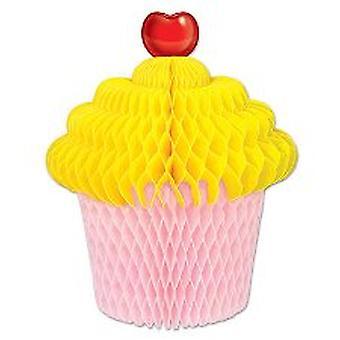 Cupcake Gewebe Herzstück