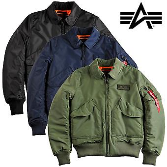 Alpha industries jacket CWU VF TT