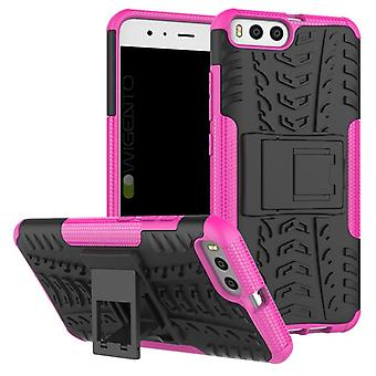 NEX style hybrid case 2 piece outdoor Pink for Xiaomi Mi6 case sleeve cover protection