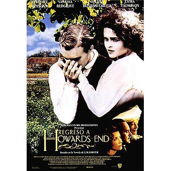 Howards End Movie Poster (11x17)
