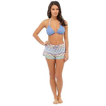 Signore azteco stampa spiaggia estate pantaloncini vari colori & dimensioni