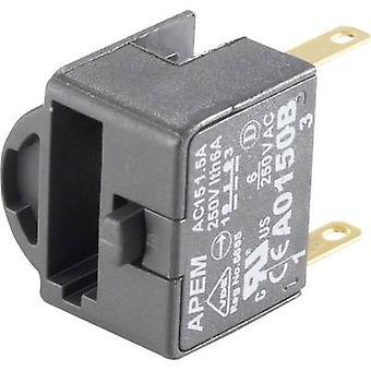 Contact 1 breaker momentary 380 V AC APEM A02512 1 pc(s)