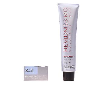 Revlon Revlonissimo Color And Care High Coverage 8.13 60ml Unisex New