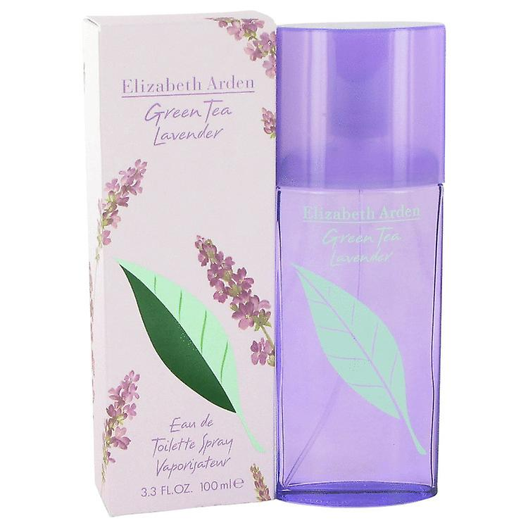 Elizabeth Arden Green Tea Lavender Eau de Toilette 100ml EDT Spray