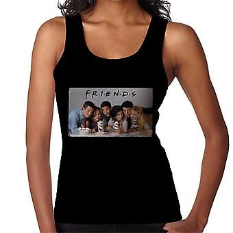 Retro Friends Cast Women's Vest