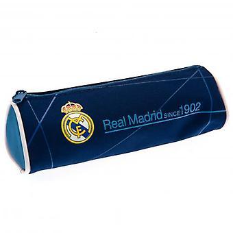 Real Madrid Barrel Pencil Case EST