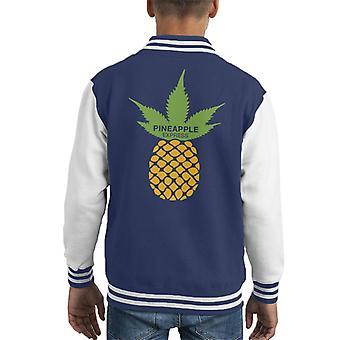 Ananas Express MinimalKid Varsity Jacket