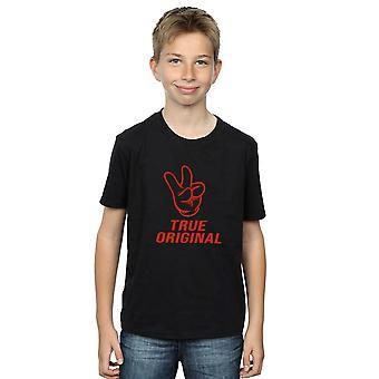 Disney gutter Mikke Mus sann Original t-skjorte