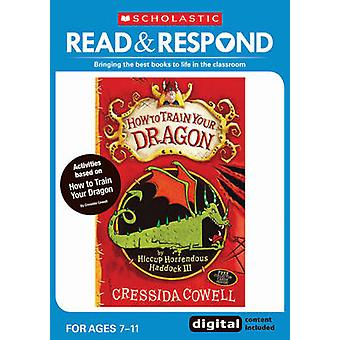Cómo entrenar a tu dragón por Sarah Ellen Burt - Debbie Ridgard - 97814