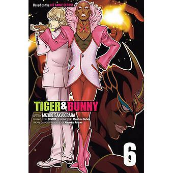 Tiger & Bunny av Sunrise - Mizuki Sakakibara - Masakazu Katsura - 978