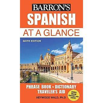 Espagnol en un clin d'oeil - guide de conversation langue étrangère & dictionnaire par Heyw