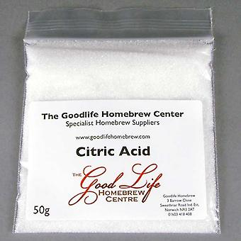 Citric Acid - 50g