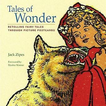 Tales of Wonder - genfortælling eventyr gennem billede postkort af Jørgensen