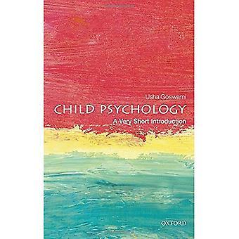 Kinderpsychologie: Eine sehr kurze Einleitung (sehr kurze Einführungen)