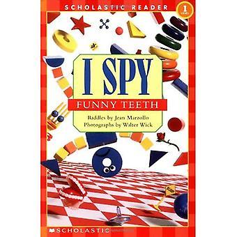 I Spy grappige tanden (I Spy (scholastische Ingenaaid))