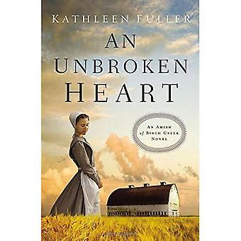 Coração intacta (um Amish de Birch Creek romance)