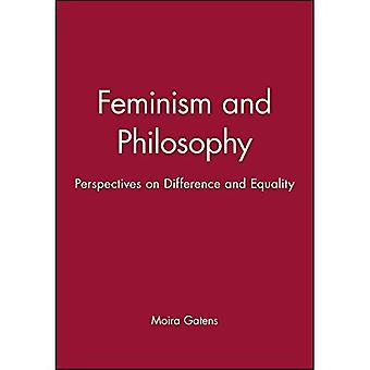 Feminism and Philosophy: Perspectives on Difference and Equality
