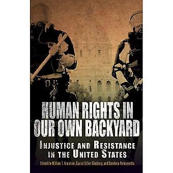 Mänskliga rättigheter i vår egen bakgård