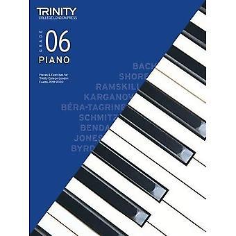 Piano examen stukken & oefeningen 2018-2020 Grade 6 - Piano 2018-2020 (bladmuziek)