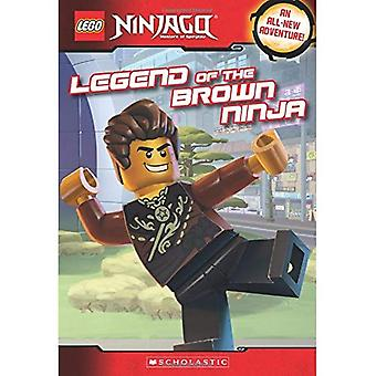 Kapitel bok #10 (Lego Ninjago)