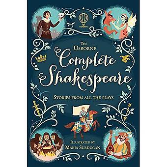 Komplette Shakespeare