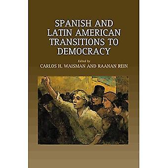 Spanische und lateinamerikanische Übergang zur Demokratie