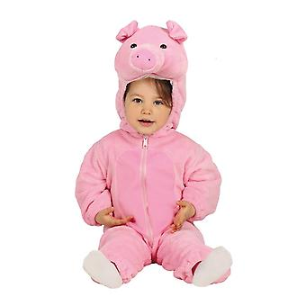 Toddlers Piggy Fancy Dress Costume