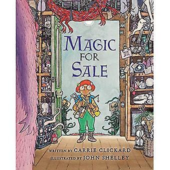 Magic till salu