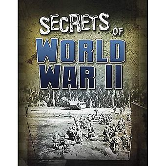 Secrets of World War II (Edge bøger: Top hemmelige filer)