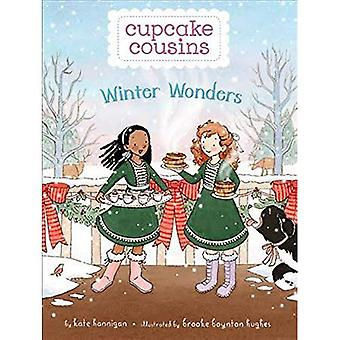 Cupcake Cousins, Book 3 Winter Wonders (Cupcake Cousins)