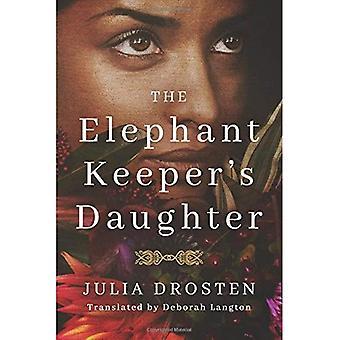 Hija del encargado de elefante