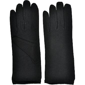 手袋レディース ナイロン Blk 1 サイズ