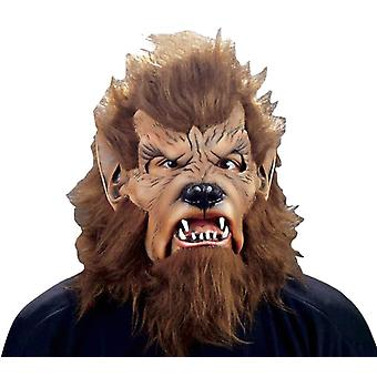 Wolfman Mask For Halloween