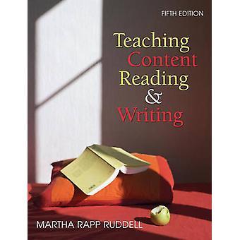 L'insegnamento contenuto lettura e scrittura da Martha & Ruddell Rapp