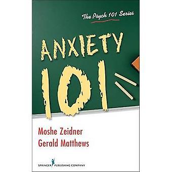 Ångest 101 av Zeidner & Moshe