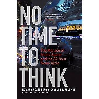 No Time To Think by Rosenberg & Howard