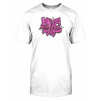 Graffiti - Love Kids T Shirt
