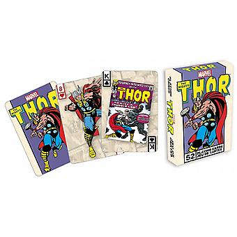 Thor Marvel Comics set speelkaarten - na-