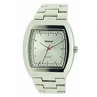 Admiral Silver Tone Bracelet Strap Gents Dress Watch ADM02/B