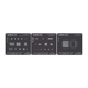 QianLi 3D BGA Stencil Template - iPhone 7 Bundle   iParts4u