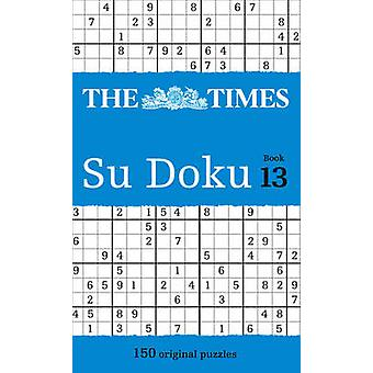 The Times Su doku bok 13-150 original puslespill-bok 13 av The Times