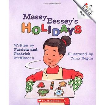 Messy Bessey's Holidays Book