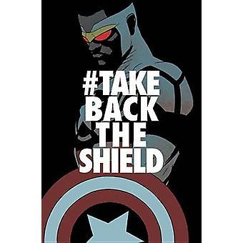 Captain America - Sam Wilson Vol. 4 - #takebacktheshield by Nick Spence