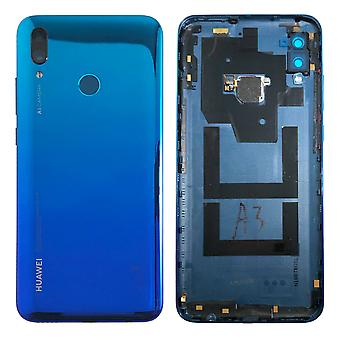 Huawei battery lid battery cover blue for P Smart 2019 02352HTV Repair New