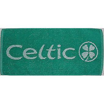 Celtic FC cotton bar toalla 500mm x 225mm (PP)