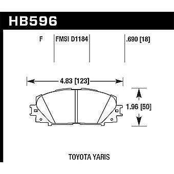 Hawk performance HB596F. 690 HPS